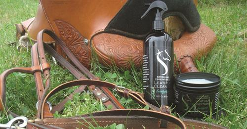 Full Sized Products with Western Tack