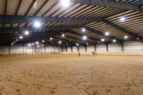 Indoor Arena #1