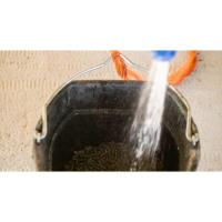 Should you soak your horse's pellets and cubes before feeding?