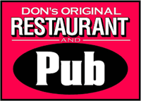 Don's Original Restaurant & Pub - Penfield