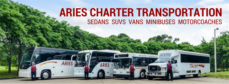 Aries Charter Transportation/Gray Line Tours