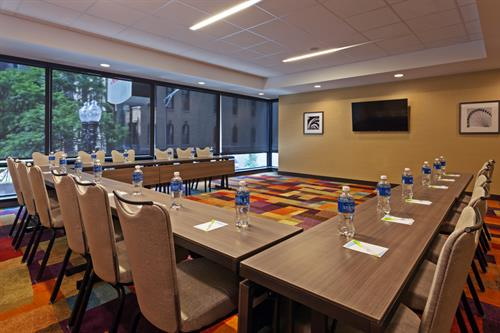 Fairfield Inn & Suites Orange Line Meeting Space