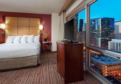 Guestrooms with a view! Residence Inn