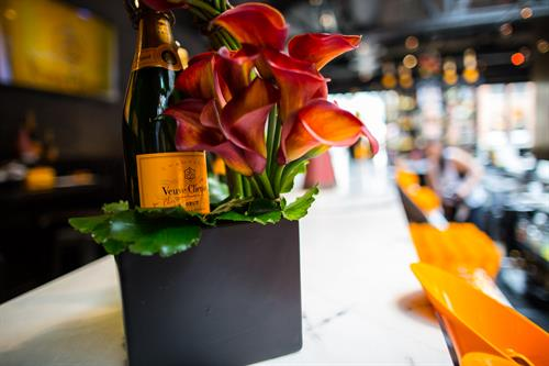 Ask about Added Amenities, like Custom Florals.