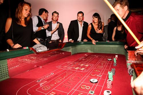 Ask about Added Amenities, like Casino Tables.