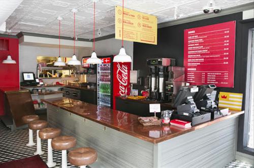 Lasalle & Ohio Cafe