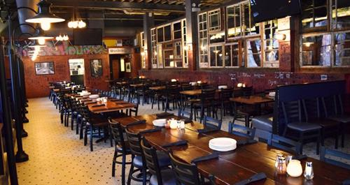 Gino's in River North 2nd Floor