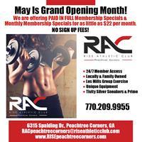 RISE Athletic Club Peachtree Corners - Peachtree Corners