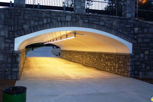 Stone Mountain Park Pedestrian Tunnel