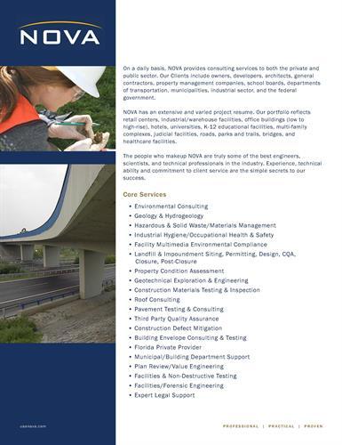NOVA Overview - page 2