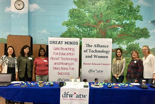 DFW ATW GREATMINDS at Coppell Wilson Elementary