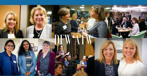 Collage of DFW ATW