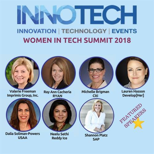 Women in Tech Summit 2018