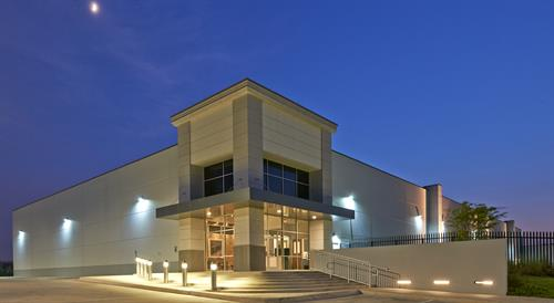 DataBank - Front Entrance - Richardson, TX