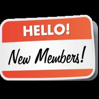 New members June