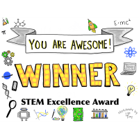 High school teachers excel during pandemic, honored by Tech Titans STEM Award