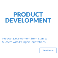 Product development course from 'start to success'