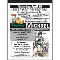 """A Day Out for Michael"" - Shop, Dine or Fill your tank at local businesses in the area!"