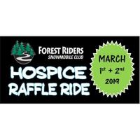 Forest Riders Hospice Raffle Ride