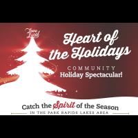 Yuletide Sampler & Heartland Lakes Community Tree Lighting