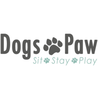 Dogs Paw Join The Easter Hunt