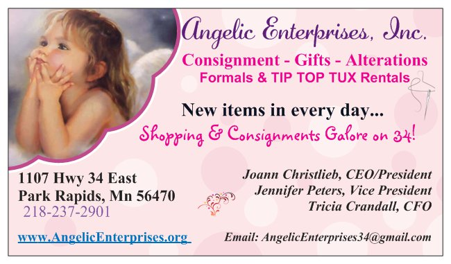Angelic Enterprises Consignment Store