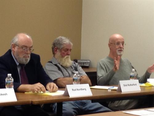 Hubbard County Commissioner Forum 2014