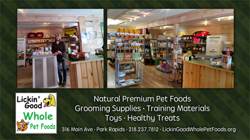 Whole & Natural Pet Food Store
