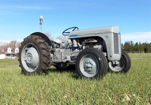 2016 raffle tractor - Ferguson TO-20