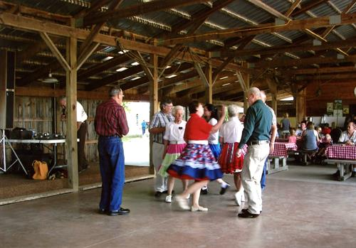 Square Dancing Field Days 2015