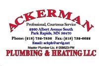 Ackerman Plumbing & Heating, LLC