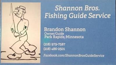 Shannon Bros. Fishing Guide Service