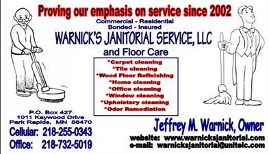 Warnick's Janitorial Service