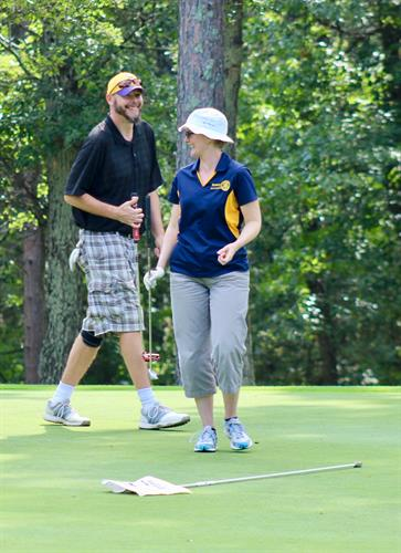 Rotary Golf Benefit the last Wednesday in August raises money for community projects
