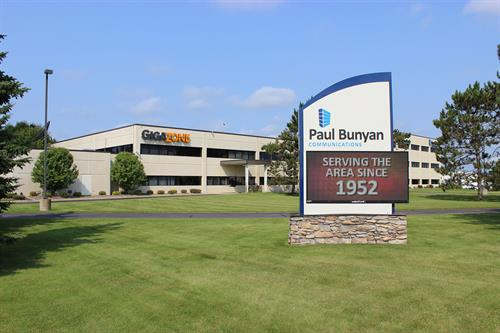 Cooperative Headquarters in Bemidji