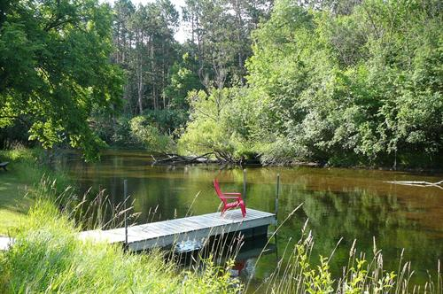 Relax on the Fishhook River