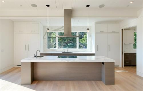Recently completed kitchen remodel.