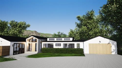 House remodel Proposed