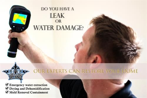 Water Damage Repair San Francisco