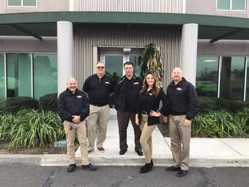 Our SERVPRO Sales Team!