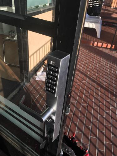 High Security Commercial Locks