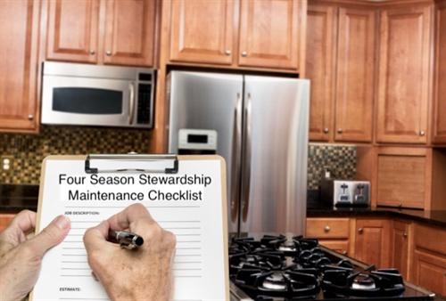 Quarterly Home Maintenance Visits