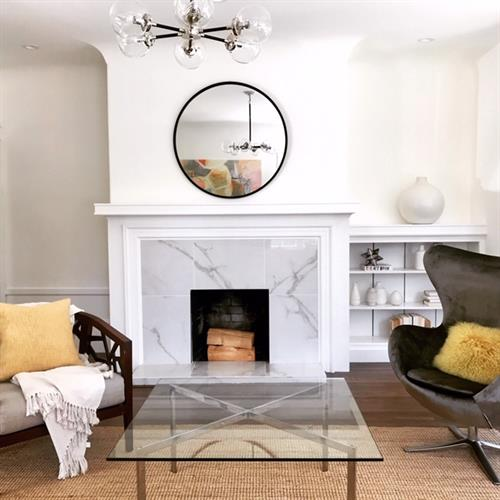 14th Ave, SF, Full home remodel - Living Room