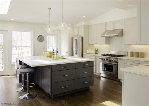 14th Ave, SF - Full home remodel - Kitchen