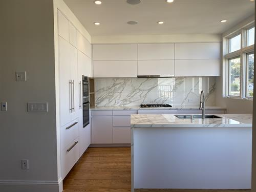 19th St, SF, partial home remodel - Kitchen