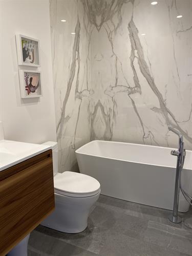 19th St. , SF, partial home remodel - Guest Bath