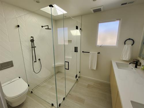 19th St, SF, partial home remodel - Master Bath