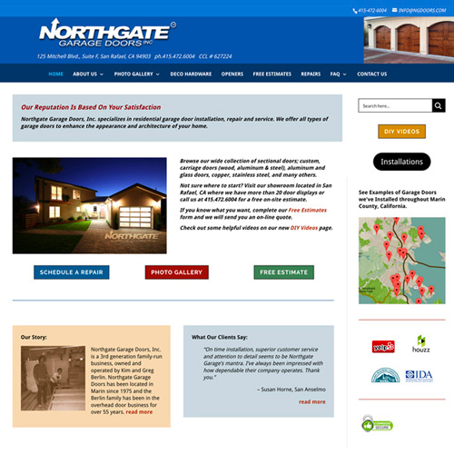 Northgate Garage Doors