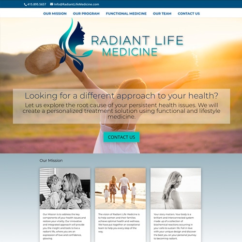Radiant Life Medicine