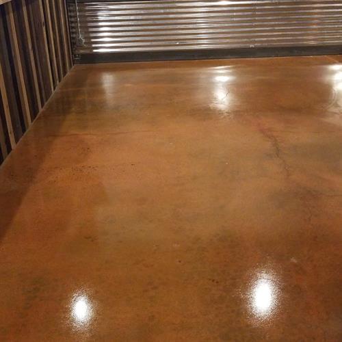 Livermore Winery Floor